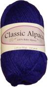 Classic Alpaca 100% Baby Alpaca Yarn #1830 Royalty Purple