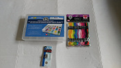 Loops and Threads 3 pc Embroidery Bundle Kit with Thread/ Floss case