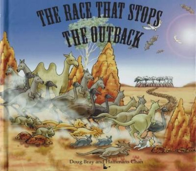 The Race That Stops the Outback