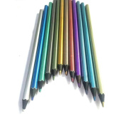 Rely2016 12 Colour Office School Sketching Drawing Pencil Set Charcoal Artist Pencils Students Painting Set Tool