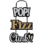 Pop Fizz Clink Sign