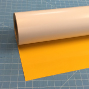 Siser Easyweed Yellow 38cm x 1.5m Iron on Heat Transfer Vinyl Roll