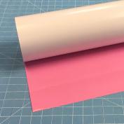 Siser Easyweed Bubble Gum 38cm x 1.5m Iron on Heat Transfer Vinyl Roll
