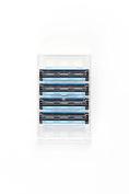 NEW! EVOLVE Body Razor 8 Replacement Cartridges Triple Blades