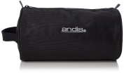 Andis 12430 Soft Oval Accessory Bag For Andis Clippers Trimmers Blades Tools Brushes