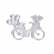 1 Pcs Bicycle Metal Cutting Dies Stencil Scrapbooking Paper Card Album Photo Craft By Team-Management