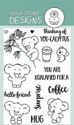 You're Koalafied Clear Stamp Set 10cm x 15cm