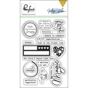 Indigo Hills Clear Photopolymer Stamps 10cm x 15cm -