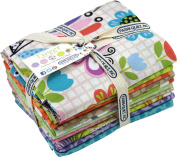 Tweet 12 Fat Quarter Bundle Fabri-Quilt