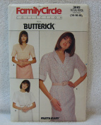 Butterick Pattern 3692 Family Circle Collection Misses' Blouse