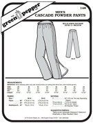 Men's Cascade Powder Snow Pants #148 Sewing Pattern