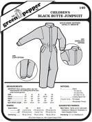 Children's Black Butte Jumpsuit Snowsuit Kids #140 Sewing Pattern
