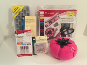Singer Beginners Sewing Kit Plus with good basic supplies and then some added favourites
