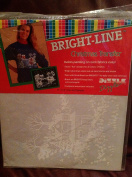 "Bright-Line Christmas Transfer ""Winter Village"""