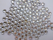 144 PCs Crystal Rhinestones Flat Backs Nail Art with Size 4.8mm ss20 [by Zealer]