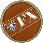 Diamond FX Metallic Face Paint - Copper