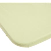 Green Fitted Bassinet Sheet By Koala Baby