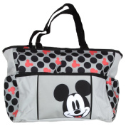 Mickey Large Polka Dot Tote