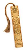 Nautilus Shell - Seashell - Engraved Wooden Bookmark