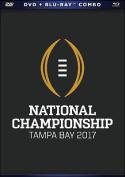 2017 College Football Playoff National Championship [Region 1] [Blu-ray]