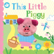 Little Learners This Little Piggy [Board book]