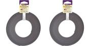 Magnum Magnetics Corp Adhesive Magnetic Strip, 1.3cm x 7.6m