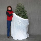 Jumbo Christmas Tree Disposal and Storage Bag - Fits Trees to 2.7m