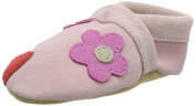 Haflinger Herzblüte, Baby Girls' Babyshoes and Slippers