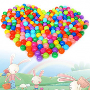 Vinmax 100pcs Quality Baby Kid Pit Toy Swim Fun Colourful Soft Plastic Ocean Balls