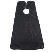 Anself Beard Shaving Apron Barbers Cape with Two Suction Cups