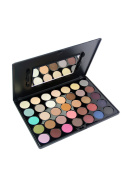 Crown 'Back To Basics' 35 Colour Eyeshadow Palette