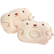Affe 30*22CM Newborn Baby Shaping Pillow Prevent Flat Head Infant Pillows Support Baby Anti-migraine Pillow Kids Pillows