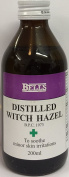 THREE PACKS of Bells Distilled Witch Hazel 200ml