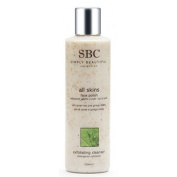 SBC All Skins Face Polish Exfoliating Cleanser 250ml