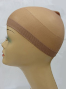 NUDE DELUXE WIG CAP UNISEX ***NEW*** LIGHT BROWN by specialdaysandgifts