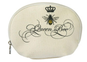 Danielle Creations Queen Bee and Repeat Bee Oval Clutch Small