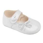 Baby Girls Pram Shoes for a Wedding Christening or Party