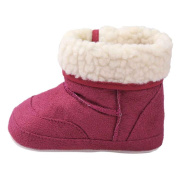 For 0-18 Mnoths Girls Boys,Clode® 2016 New Cute Warm Infant Toddler Baby Boy Girls Snow Boots Casual Soft Sole Sneakers Prewalker Crib Shoes