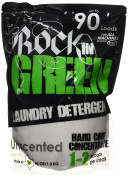Rockin' Green - Hard Core Concentrate Laundry Detergent Unscented - 1330ml