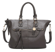 Yan Show Women's Shoulder Bags Ladies Totes Leather Handbags Motorcycle Bag