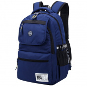 Super Modern Unisex Nylon School Bag Waterproof Hiking Backpack Cool Sports Backpack Laptop Bag
