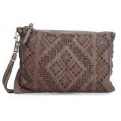 Caterina Lucchi Tramontana Shoulder Bag taupe