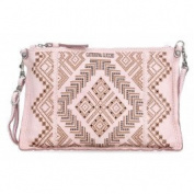 Caterina Lucchi Tramontana Shoulder Bag rose