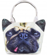 inconnu Women's Top-Handle Bag multi-coloured photo3D chien carlin