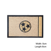 Tennessee Tactical Flag Patch, Tennessee State Flag Patch / Embroidered Morale Patch