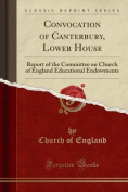 Convocation of Canterbury, Lower House