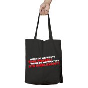 I Love Science Time Travel Official Tote Bag