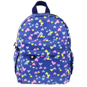 L.S. Risunup Toddler Girls Backpack Purse Kids Mini Cute Daypack School Bag 004