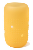 Silikids Universal Wideneck Large Siliskin, Yellow