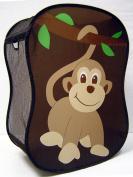 Animal Square Hamper (Monkey)